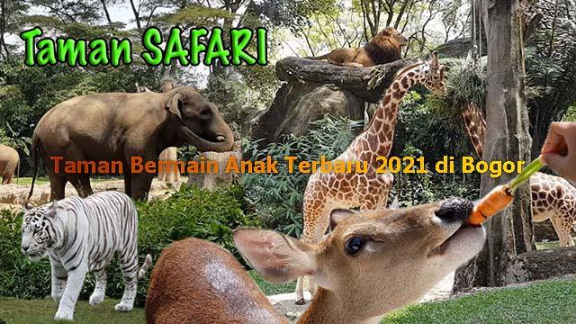 Taman Bermain Anak Terbaru 2021 di Bogor