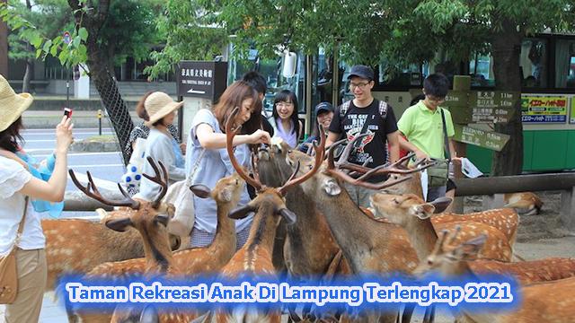 Taman Rekreasi Anak Di Lampung Terlengkap 2021